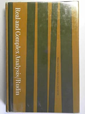 rudin walter - real and complex analysis - AbeBooks