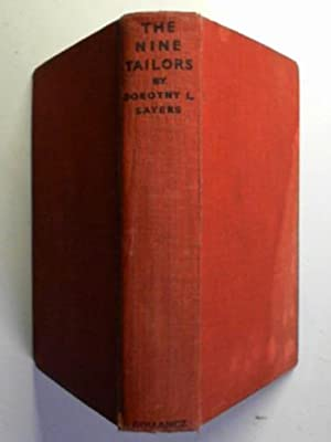 The nine tailors: changes rung on an: SAYERS, Dorothy L
