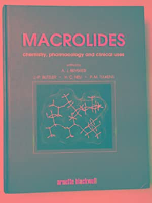 Macrolides: chemistry, pharmacology and clinical uses: BRYSKIER, A.J. and others (eds)