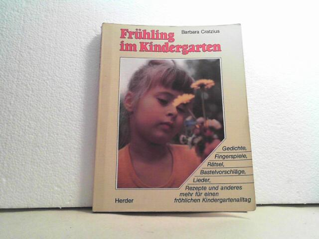 Frühling Im Kindergarten Barbara Cratzius