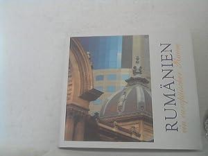 Rumänien - ein europäischer Raum.: Theodorescu, Razvan;