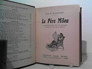 Le pere Milon. - Illustrations de Ch. Huard.