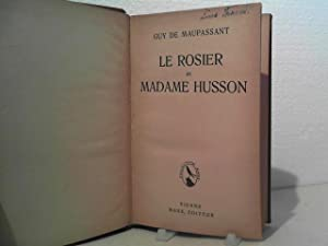 Le Rosier de Madame Husson.
