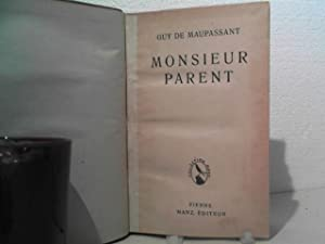 Monsieur Parent.