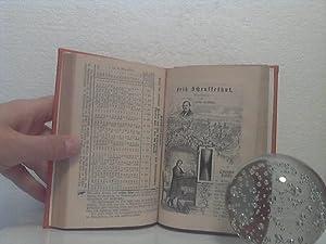 Kalender für den Preußischen Volks-Verein 1869.: Goedsche, H. u. O. (Hrsg.);