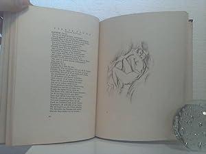 Amphitryon. - Ein Lustspiel nach Moliere. Mit Originallithographien von Laszlo Gabor.: Kleist, ...