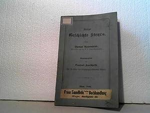 Kurze Geschichte Steyrs. - Herausgegeben vom Central -Ausschusse für die Feier des 900jä...