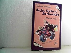 Dschi-Dsche-i Dschunior. - Wischer-Briefe. Mit vielen Bildern von Franz Sales Sklenitzka.: ...