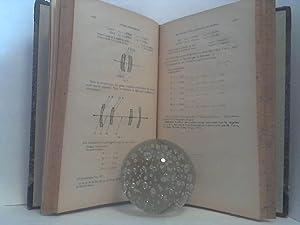 Optique Industrielle. - I: Verres et verreries d Optique - Objectifs Photographiques (Petzval, ...