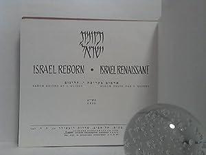 Israel reborn - Isreal renaissant. [in hebrew, english and french].: Klinov, I.;