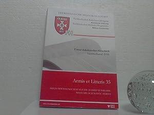 Unser didaktisches Geschick: Sammelband 2016. Fachhochul-Bachelorstudiengang: Militärische: Theresianische Militärakademie;