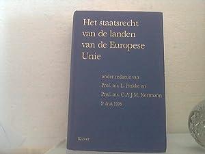 Het Staatsrecht van de landen van de: Prakke, L. [Lucas],