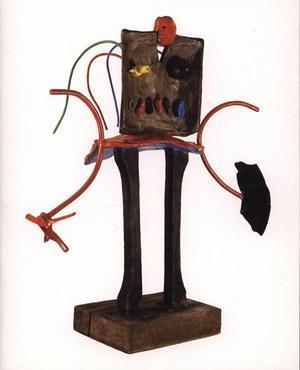 JOAN MIRÓ. Painted sculpture and ceramics -: Josep Lluis Sert