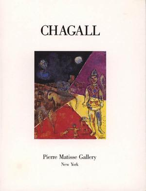 MARC CHAGALL. Paintings and Temperas 1975-1978 -: Pierre Schneider