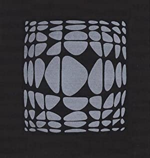 VASARELY 1938 - 1962 - Texte de Imre Pan. Catalogue d'exposition (Le Point Cardinal, 1962)