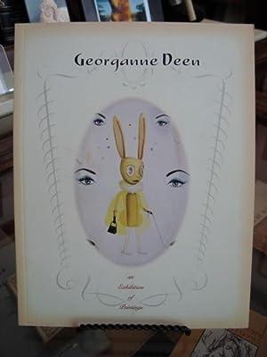 GEORGANNE DEEN: AN EXHIBITION OF PAINTINGS: Deen, Georganne
