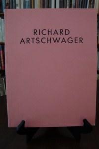 RICHARD ARTSCHWAGER SELECTED WORKS 1964-1988: Artschwager, Richard