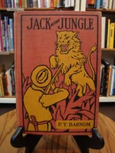 JACK IN THE JUNGLE: Barnum, P.T.