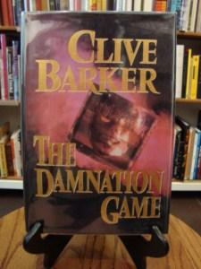 DAMNATION (THE) GAME: Barker, Clive