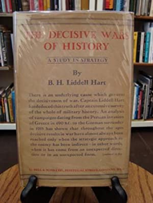 DECISIVE (THE) WARS OF HISTORY: Hart, H. Liddell