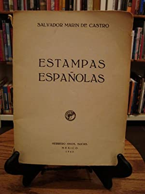 ESTAMPAS ESPANOLAS: De Castro, Salvador Marin