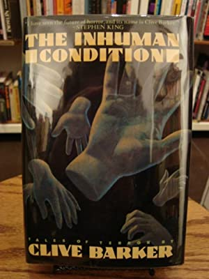 INHUMAN (THE) CONDITION: Barker, Clive