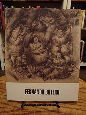 FERNANDO BOTERO DRAWINGS: 1964-1994: Botero, Fernando