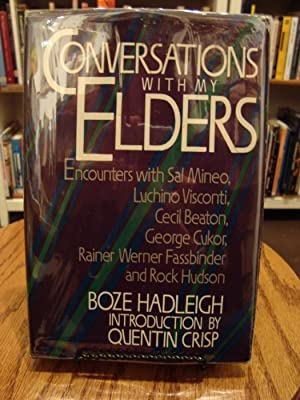 CONVERSATIONS WITH MY ELDERS: Hadleigh, Boze
