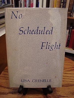 NO SCHEDULED FLIGHT: Grenelle, Lisa