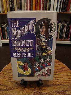 MONSTROUS (THE) REGIMENT: Petrie, Glen