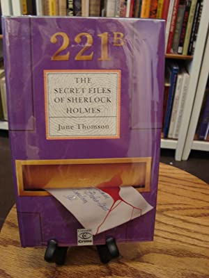SECRET (THE) FILES OF SHERLOCK HOLMES: Thomson, June