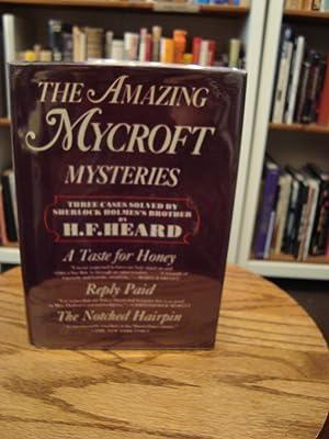 AMAZING (THE) MYCROFT MYSTERIES: Heard, H.F.