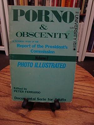 PORNO & OBSCENITY VOLUME I: Ferrario, Peter (editor)