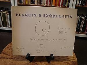 PLANETS & EXOPLANETS: Kantor, Anatole