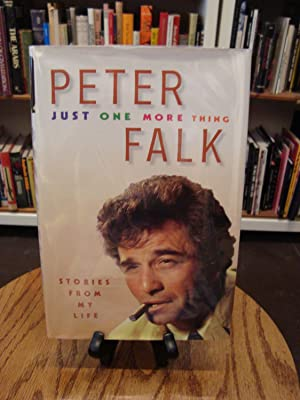 JUST ONE MORE THING: Falk, Peter