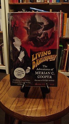 LIVING DANGEROUSLY: THE ADVENTURES OF MERIAN C.: Vaz, Mark Cotta