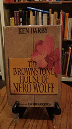 BROWNSTONE (THE) HOUSE OF NERO WOLFE: Darby, Ken