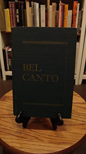 BEL CANTO; PRINCIPLES AND PRACTICES: Reid, Cornelius L.