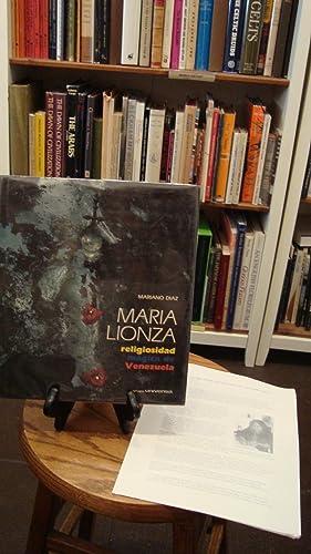 MARIA LlONZA- RELIGIOSIDAD MAGICA DE VENEZUELA: Diaz, Mariano