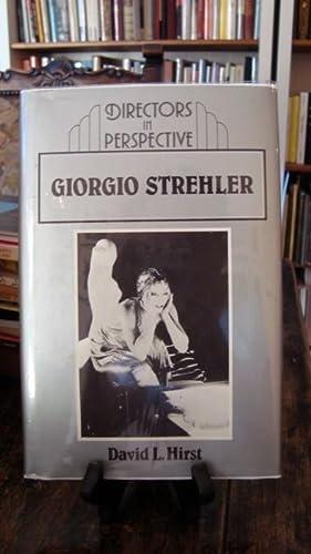 GIORGIO STREHLER: Hirst, David L.