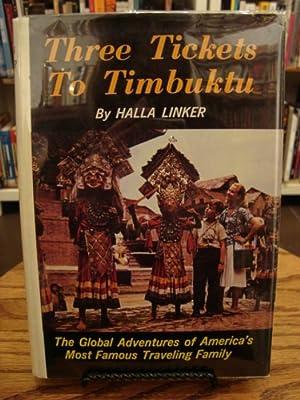 THREE TICKETS TO TIMBUKTU: Linker, Halla