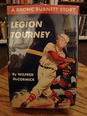 LEGION TOURNEY: McCormick, Wilfred