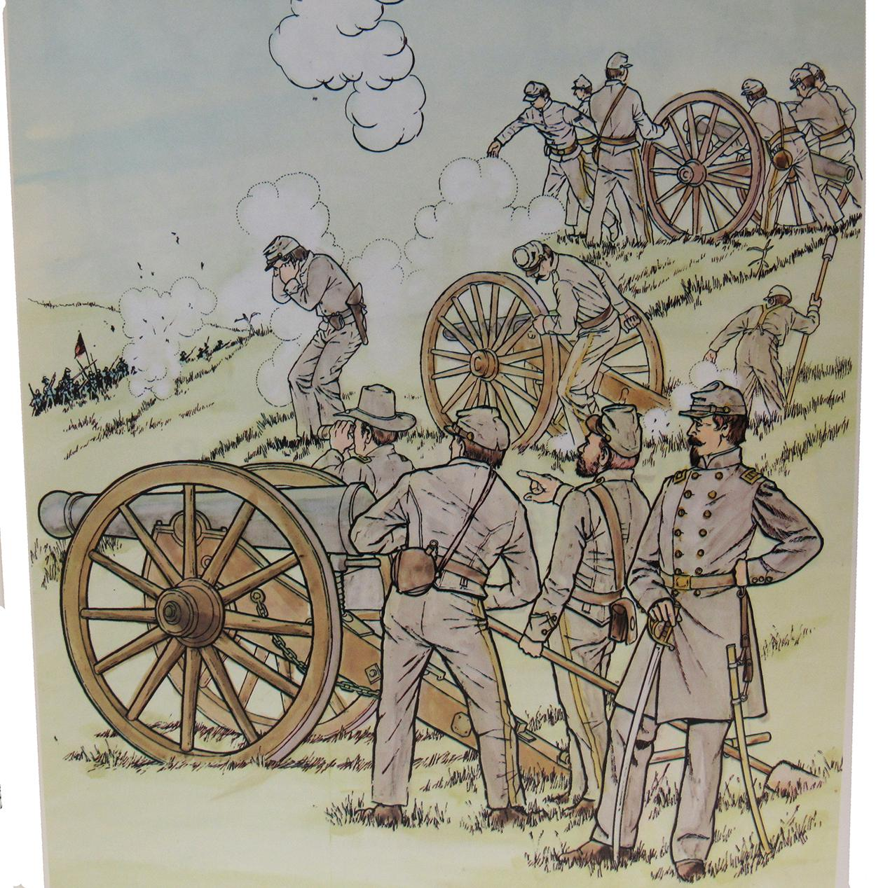 Story of the Civil War Coloring Book by Copeland, Peter ...