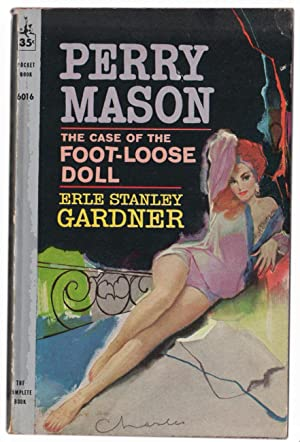 Case of the Foot-Loose Doll: Gardner, Earle Stanley