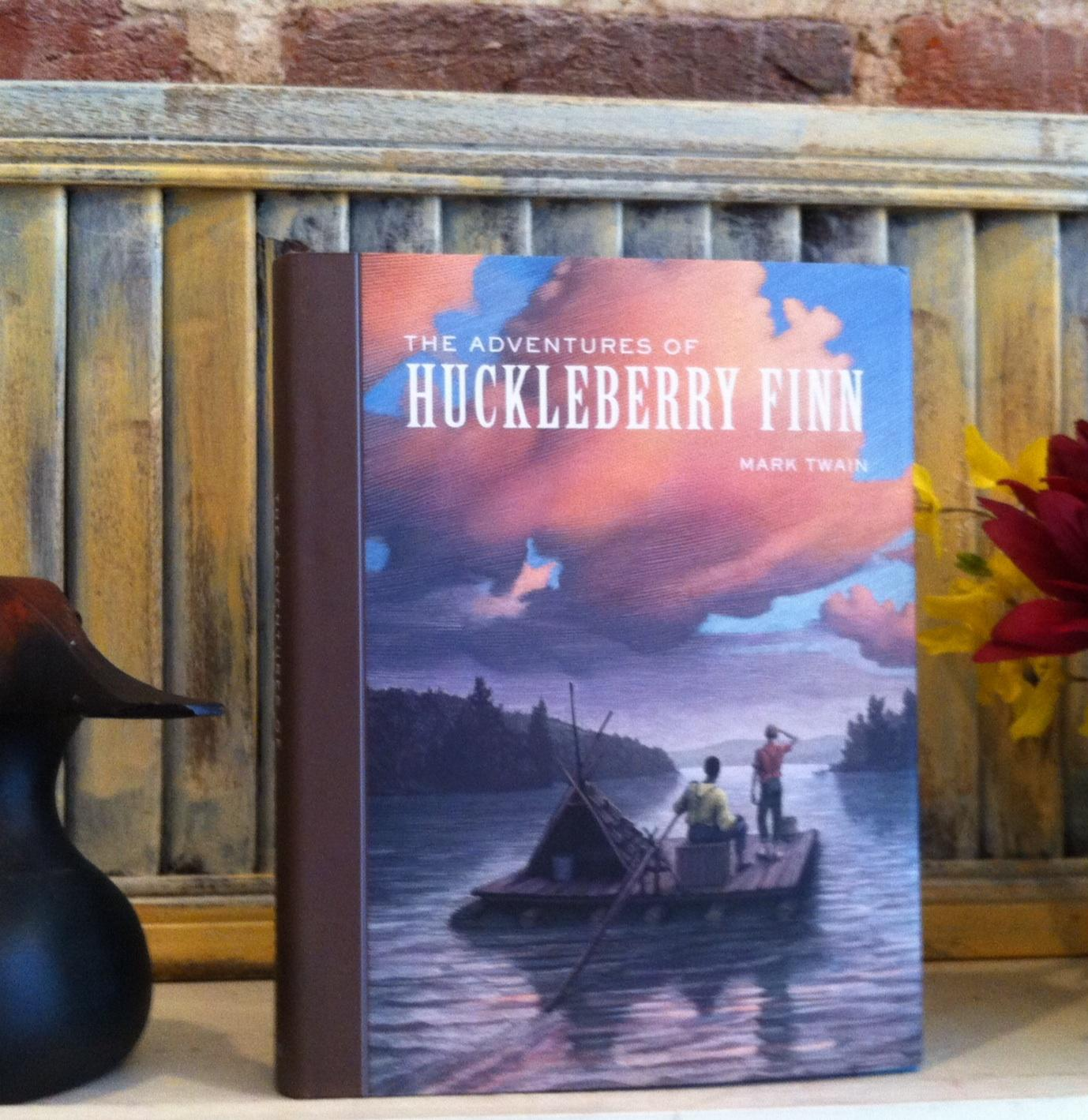 adventures of huckleberry finn by twain hardcover abebooks