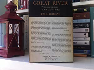 Great River: The Rio Grande: Horgan, Paul