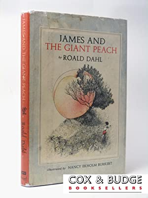 James and the Giant Peach (Signed copy): Roald Dahl