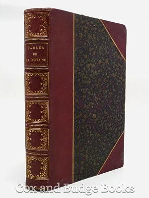 Fables de la Fontaine (Signed Copy; Signed: Jean de la