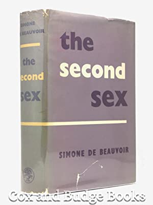 from Marquis simone de beauvoir the second sex