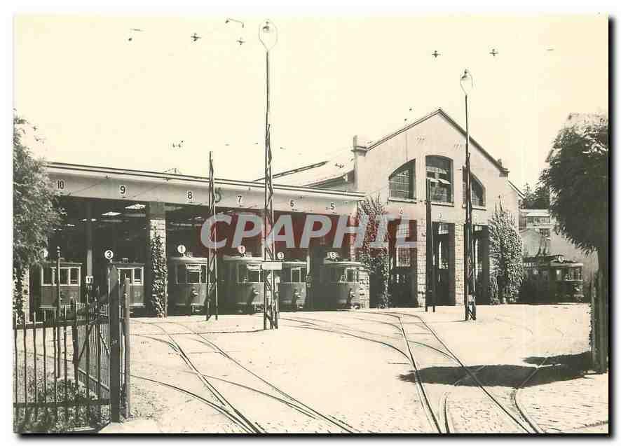 Carte Postale Moderne Das neue Depot Steinachstrasse
